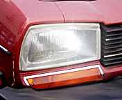1978 Peugeot 504 Headlamp Assembly