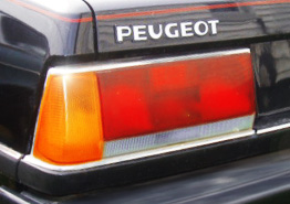 1988 Peugeot 505 Tail Lamp Assembly