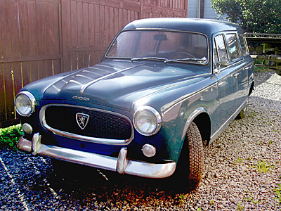 1960 Peugeot 403 Commerciale (Station Wagon)