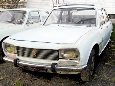 1971 Peugeot 504 Injection